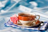 Xícara de chá — Fotografia Stock