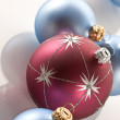 Christmas ball — Stockfoto #1293712