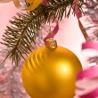 Christmas ball — Stockfoto #1294613