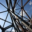 Steel construction — Stock Photo