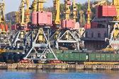 Port — Stock Photo