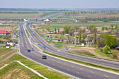 Modern highway — Stock Photo