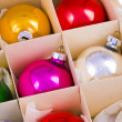 Christmas balls — Stock Photo #1308516
