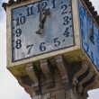 Tower clock — Stockfoto