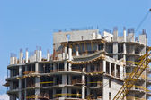 Em construção — Foto Stock