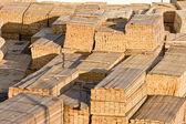 木材 — 图库照片