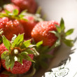 Strawberry — Stock Photo