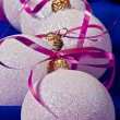Christmas balls — Stock Photo #1318681