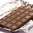 Slab chocolate — Stock Photo