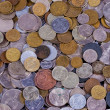 Stock Photo: Old Coins