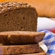 Stock Photo: Slice bread