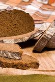Brown bread — Stock Photo