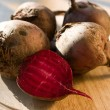 Stock Photo: Red beet