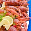 Stock Photo: crawfish
