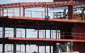 Steel construction — Stock Photo