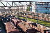Depot — Stock Photo