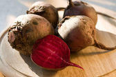 Red beet — Stock Photo