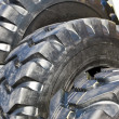 Machinery Tread — Stock Photo