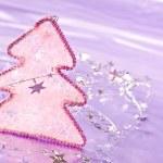 Weihnachten Tanne — Stockfoto