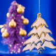 Christmas fir — Stock Photo #1368140
