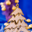 Christmas fir — Stock Photo #1368162
