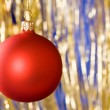 Christmas ball — Stockfoto #1368354