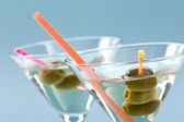 Martini for two — Stock Photo