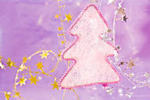 Christmas fir — Stock Photo