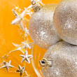 Christmas decoration — Stock Photo #1377867