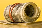 Dollar roll — Stock Photo