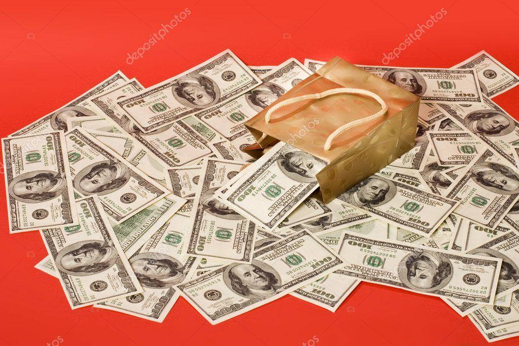 Подарок доллары в стихах