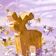 Christmas deer — Stock Photo #1385530