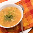 pea soup&quot — Stock Photo