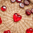 Valentine decoration - Stock Photo