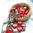 imitation jewelry — Stockfoto