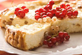 Tarta de queso — Foto de Stock