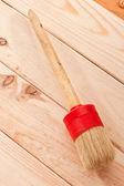 Paint-brush — Stock Photo