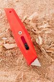 Sharp Knife — Stock Photo