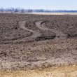 Plough land — Stock Photo #1438628