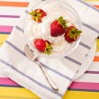 Strawberry dish — Stock Photo #1439205
