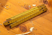 Old Ruler — Stock Photo