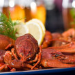 Foto de Stock  : Crawfish