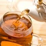 喝杯茶 — 图库照片
