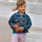 dziewczyna — Zdjęcie stockowe