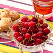 Cherries — Stock Photo #1445498