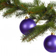christmas balls — Stock Photo #1450168