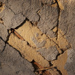 Cracked wall — Foto de Stock