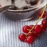 Jam of berry — Stock Photo