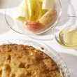 Apple-pie — Stockfoto