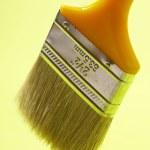 Yellow brush — Stock Photo #1459408